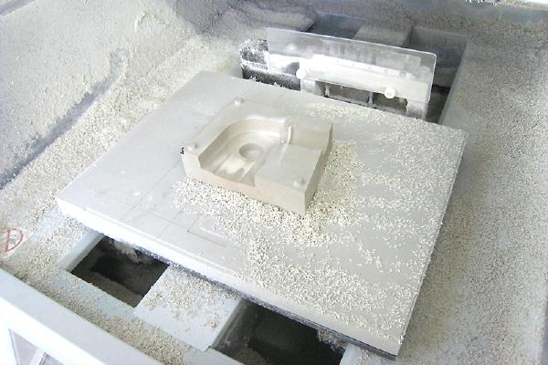 石膏鋳造の流れ 木型作成