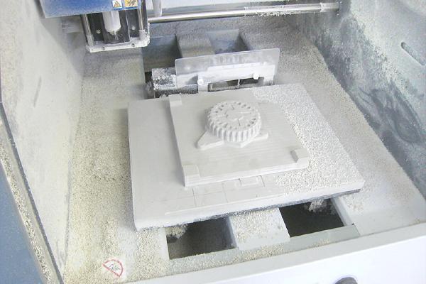 砂型鋳造の流れ 木型作成