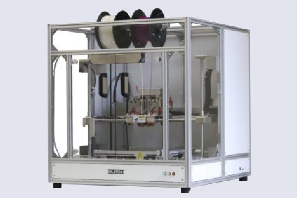3Dプリンター出力 マシニングセンター