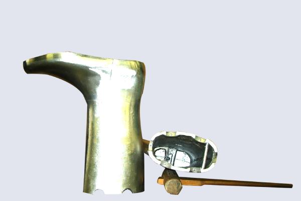 生型鋳造事例